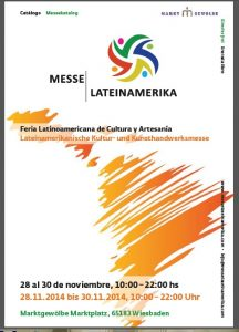 Portada_Catalogo Messe 2014